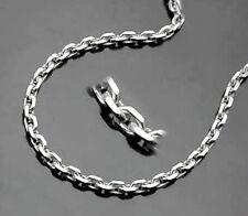 925 ECHT SILBER *** Ankerkette oder Armband 19-38-40-42-45-50-60 cm,  2 mm breit