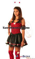 WIDMANN Costume vestito coccinella carnevale donna adulto mod 0545/_