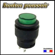 988V# bouton poussoir vert de 1 à 10 pcs  OFF - (ON)