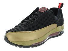 Air Jordan Comfort A Max 12 Black/Crimson-Metallic Gold 443534-001 Shoe