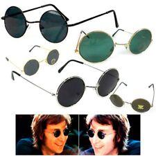 1 John Lennon Sunglasses Classic Retro Round Shades Retro Vintage Hippie Lenses