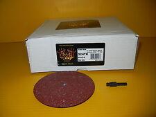 "HIGH TECH 24GT 5"" TRIM CUT DISC WITH ARBOR INC. # 524TK BOX OF 25"