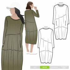 MLDB007-M Style Arc Sewing Pattern Lacey Dress FP Free UK P/&P