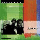 BLACK UHURU - Ras Portraits CD. BRAND NEW AND SEALED