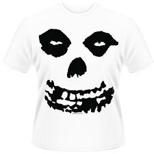 "inadapté "" Skull "" T-Shirt Blanc - Neuf"