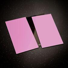 Gl Chopping Board Cooker Hob Cover Esg 60x52cm Or 2x30x52 Cm Soft Pink