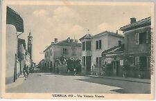 CARTOLINA d'Epoca - PAVIA - VERRUA PO