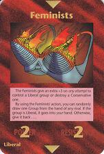 ILLUMINATI:New World Order-Steve Jackson-Lot 87-1 Card