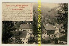 Alta Austria * Mauth-Haibach vino casa * ak u 1900