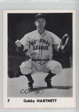 1974 Bra-Mac 1933 National League All-Stars #7 Gabby Hartnett Baseball Card