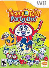 Nintendo Wii : Tamagotchi Party On VideoGames
