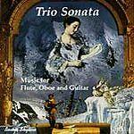 Trio Sonata: Music for Flute, Oboe and Guitar, , Good