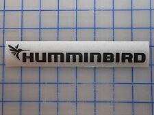 "Humminbird Sticker Decal 7.5"" 11"" GPS Depth Finder Helix 5 7 9 Sonar Transducer"