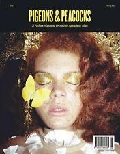 PIGEONS & PEACOCS #5 Fashion Magazine for Post Apocalyptic Blues SIG SAGA @NEW@