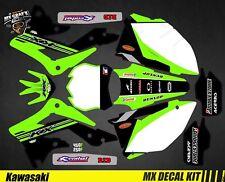 Kit Déco Moto pour / Mx Decal Kit for Kawasaki KXF - Replica 2015