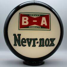 """B-A NEVR-NOX 13.5"""" Gas Pump Globe"""