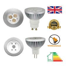 MR16 GU10 GU5.3 3W LED Light Bulb Spotlight Super Bright Lamp Warm Cool White