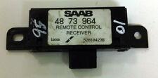 SAAB 9-3 93 95 9-5 Alarm Remote Receiver TWICE Motion 98-2010 4873964 5265525