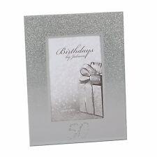 """Cumpleaños de 4 X 6"""" Marco De Brillo Diseño de edad 30th 40th 50th Mondo-MikeMitchell-Dengar-StarWars"""