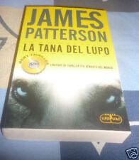 La tana del lupo James Patterson