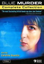 Blue Murder Complete Collection (Caroline Quentin) ~ BRAND NEW 9-DISC DVD SET