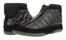 Yosi Samra Women's Crystal Nylon Ankle Boot Black
