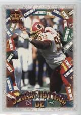 1996 Pacific Litho-Cel Game Time #GT-31 Dexter Nottage Washington Redskins Card