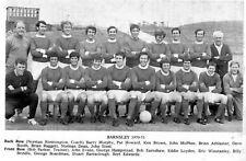 BARNSLEY SQUADRA DI FOOTBALL FOTO > 1970-71 Stagione