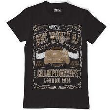 Technics T-Shirt DMC World DJ Championships 2016 Black (Size S-XXL) WF16 NEW