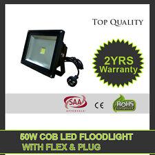 10W 30W 50W 100W LED Waterproof Outdoor Floodlight SAA approved