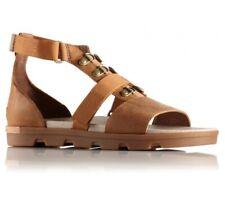 "New Womens Sorel ""Torpeda Carly"" Leather Sandal"