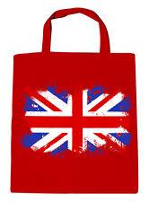 Bolsa De Algodón Bolsa de tela con presión motriz Gran Bretaña Gb 12122-6 ROJO