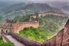 GREAT WALL OF CHINA GLOSSY POSTER PICTURE PHOTO chinese hong kong ming han 2168