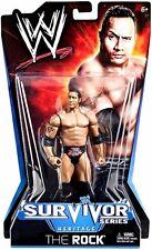 Mattel WWE Basic PPV Series 11 Survivor Series Heritage The Rock Action Figure