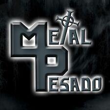 "METAL PESADO - ""Metal Pesado""  Braz 80's Speed / Traditional Metal"