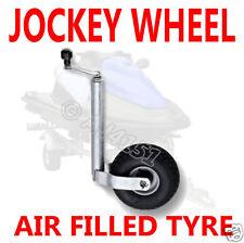 HD 48mm Bateau / Jetski remorque jockey wheel & air pneu