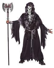 Skeleton Evil Unchained Grim Reaper Child Costume