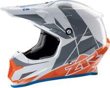 Z1R Orange/Blue Rise Offroad/Motocross/MX/Dirtbike Motorcycle Helmet Choose Size