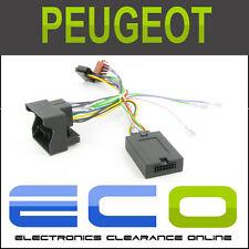 T1-pg007-clarion PEUGEOT 207 307 308 407 8 VOLANTE stelo Adattatore di controllo