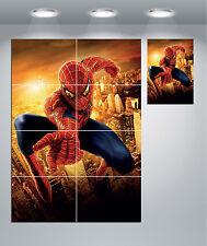 El Sorprendente Hombre Araña Gigante Pared arte cartel impresión