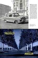 Ford De Luxe Perfect & De Luxe Anglia 1955
