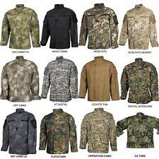 Us Army Bundeswehr BW campo chaqueta acu RIP stop viento chaqueta vellón Wanderjacke