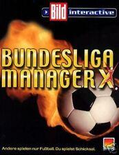 Bundesliga Manager X - Kartonverpackung - NEU & OVP