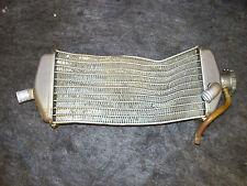 2006 KTM 450 XC Radiator Left Fill Side OEM Bent NO LEAK RFS EXC MXC SX 400 525