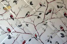 Prestigious Berkeley Square Bird Crafted Fabric Notice Pin Memo Memory Board