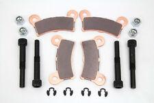 Sintered Rear Brake Pad Set,for Harley Davidson,by V-Twin
