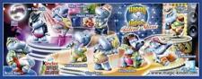 KINDER_Happy Hippo Talent-Show - Serie Completa + 9 bpz