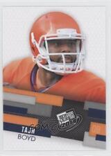 2014 Press Pass Blue #7 Tajh Boyd Rookie Football Card