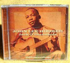 John Lee Hooker - Jack O' Diamonds 1949 Recordings NEU