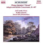 "Schubert: Piano Quintet ""Trout""; Adagio and Rondo Concertante, D. 487, K"